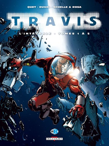 Travis Intégrale T01 à T05
