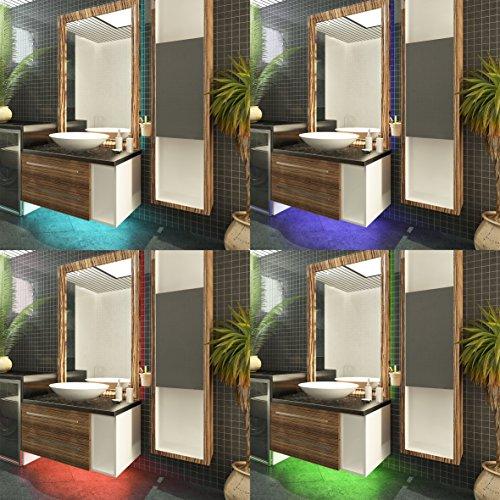 b k licht beleuchtung led stripes 5m lichterkette lichtleiste band lichtschlauch mit. Black Bedroom Furniture Sets. Home Design Ideas