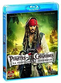 Pirates des Caraïbes 4 : la fontaine de jouvence [Blu-ray] (B004NBXU18) | Amazon price tracker / tracking, Amazon price history charts, Amazon price watches, Amazon price drop alerts