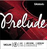 D\'Addario Bowed Corde seule (La) pour violon D\'Addario Prelude, manche 4/4, tension Medium