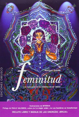Feminitud + Cartas: Una exploración de los misterios del ser interior (NUEVA CONSCIENCIA) por MONIQUE GRANDE