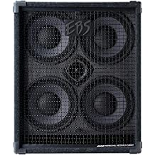 EBS ebsneo410neoline Cajas (1000W RMS, 4x 10pulgadas NEODYMIUM y 2pulgadas Titanium)