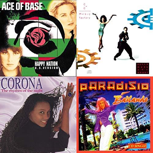 Hits Dance de los años 90