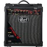 Cort MX15 amplificador eléctrico Negro Guitarra