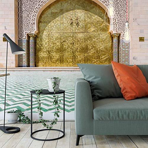 Fototapete Colombo - Alawi Moschee im Oman Tapete Vlies Foto Architektur Bauwerk Religion Sultan-Qabus-Moschee arabisch orientalisch Wall-Art - 192x3