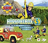 Feuerwehrmann Sam Hörspiel Box 3CDs