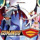 Comando G: El libro (Manga Books)