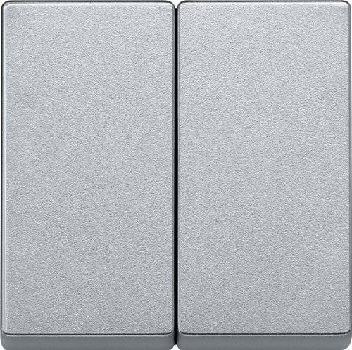 Merten 433560 Wippe für Serienschalter, aluminium, System M -