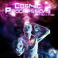 Cosmic Progressions Compiled By Mental Flow (Progressive, Psy Trance, Goa Trance, Minimal Techno, Dance Hits)