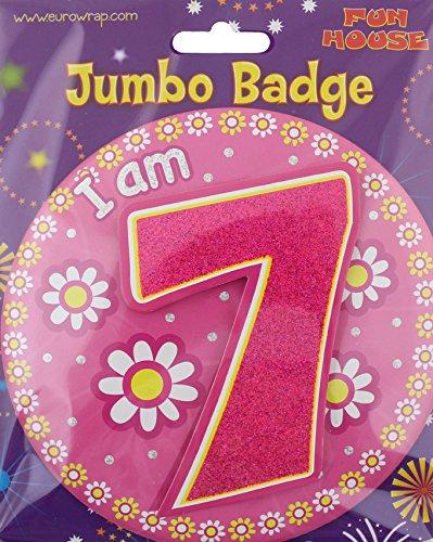 age-7-girl-birthday-badge-7th-birthday-badge-jumbo-badge-large-big-badge-fun-house