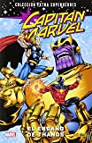 Capitán Marvel 2. El Engaño De Thanos (COLECCIÓN EXXTRA SUPERHÉROES)