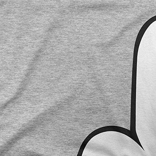 BLAK TEE T-Shirt - Donna Grey