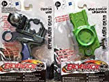 Beyblade Custom Grip and Wind Up Launcher Bundle