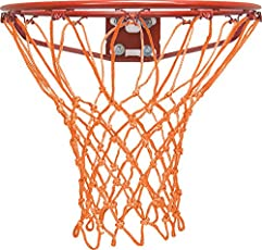 Shiv Shakti Basket Ball Net Premium Quality Nylon Standard Size for Sports Training Practice and Fun ((Without Ring))