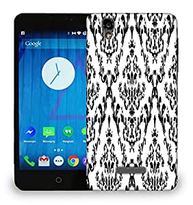 Snoogg Amazed Pattern Designer Protective Phone Back Case Cover For Micromax YU Yureka AO5510