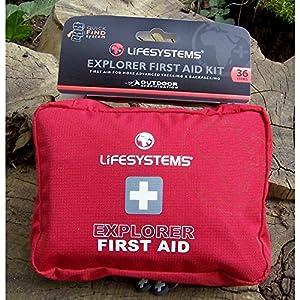 614cD9E3ntL. SS300  - Lifesystems Explorer First Aid Kit