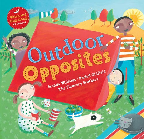 Outdoor Opposites (Barefoot Books Singalongs)