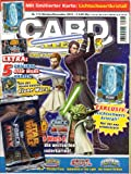 Card Collector Heft 113 Force Attax Clone 4 LE9 Lichtschwertkristall STAR WARS