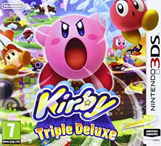 Kirby: Triple Deluxe (B00JL72YBG) | Amazon price tracker / tracking, Amazon price history charts, Amazon price watches, Amazon price drop alerts