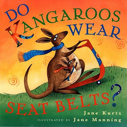 Do Kangaroos Wear Seat Belts?
