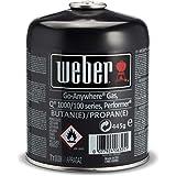 Weber - Juego de bombonas de gas 26100 para la serie Q 100 y ...