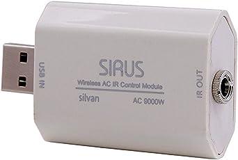Silvan Sirus Smart IR Blaster for AC