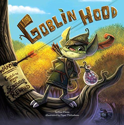 Goblin Hood por Sue Fliess
