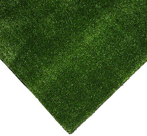 Papillon 55451, Prato Erba Sintetica Verde In Polipropilene, Rotolo Da 1x10 m