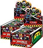 LEGO Ninjago - Serie 3 Trading Cards - 2 Display (100 Booster) - Deutsch