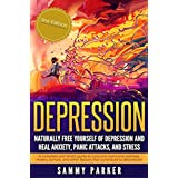 Depression: Naturally Free Yourself of Depression and Heal Anxiety, Panic Attacks, and Stress: A Direct Guide to Cure & Overcome Sadness, Misery, Sorrow ... Regain Your Life Book 4) (English Edition)