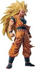 Smart Buy Goku Gohan Vegeta PVC Action Figures - 21 Cms