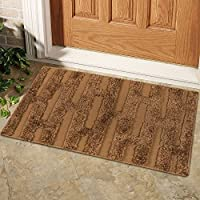 Story at Home Diana Premium Collection Cotton Blend Series, Doormats, Brown