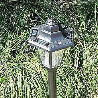 Energia solare da giardino per esterni lampade path 2 pack illuminazione - Lampade giardino energia solare offerte ...