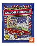 Color Counts: Travel the USA Color by Nu...