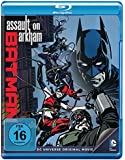 Batman - Assault on Arkham  (inkl. Digital Ultraviolet) [Blu-ray]