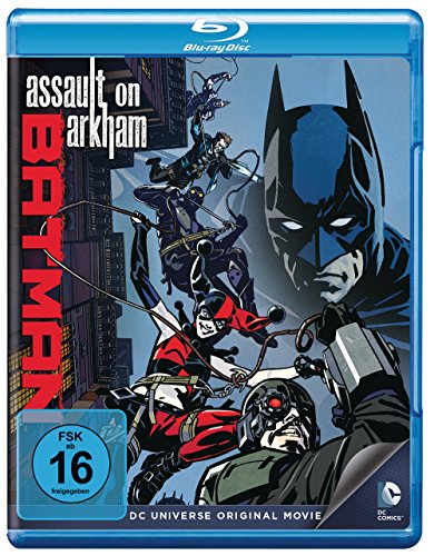 Batman - Assault on Arkham [Blu-ray] Preisvergleich