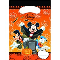 Disney Mickey Mouse Halloween Trick-or-Treat Bags