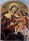 Guido Da Siena Poster Drucken (60,96 x 91,44 cm)