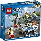 """LEGO 60136 """"Police Starter Set"""" Building Toy"""