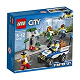#10: Lego Police Starter Set, Multi Color