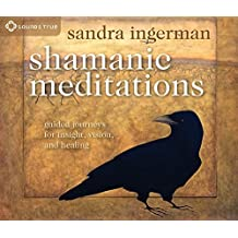 Shamanic Meditations: Guided Journeys for Insight, Vision, and Healing by Sandra Ingerman (2010-02-28)