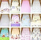 2 teilige Bettwäsche Baby Kinder Bettset Bezüge (D31)