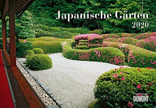 Japanische Gärten 2020 - Broschürenkalender - mit informativen Texten - mit Jahresplaner - Format 42 x 29 cm