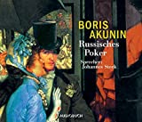 Russisches Poker - 6 CDs: Lesung mit Musik - Boris Akunin