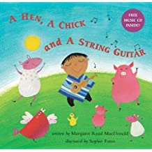 A Hen, a Chick, and a String Guitar (Book & CD)