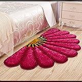 #4: Jai Durga Home Furnishing Sunflower Bedside Runner - (24 x 48 inch)