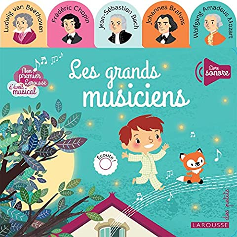 Les Grands Musiciens - Les grands
