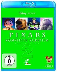 Pixars komplette Kurzfilm Collection 2 [Blu-ray]