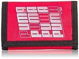 PUMA Geldbeutel Pioneer Wallet - Mochila, color rosa, talla 9 x 13 x 1 cm, 15.0 l - Puma - amazon.es