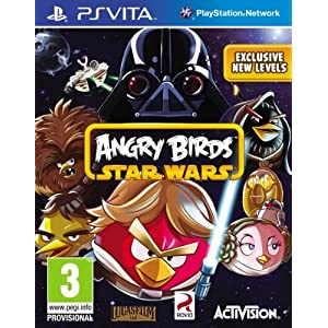 Angry Birds: Star Wars (Playstation Vita) [UK IMPORT]
